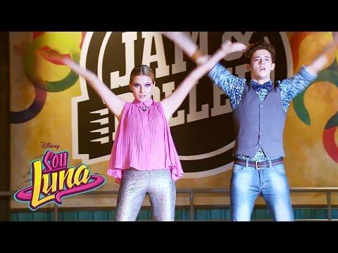 Ámbar e Matteo cantam Mírame a mí - Momento Musical (com letra) - Sou Luna