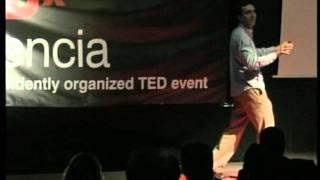 Nuevos Paradigmas de Aprendizaje...: Jose Carlos Ramos at TEDxValencia