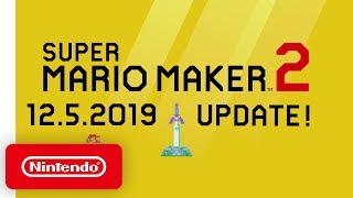 Download Super Mario Maker 2 - A Legendary Update - Nintendo Switch Mp3 and Videos