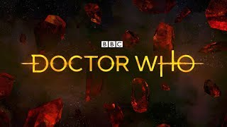 New Doctor, new series, NEW LOGO - Doctor Who - BBC One