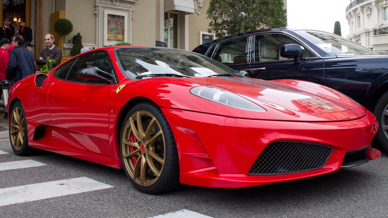 Ferrari 430 scuderia walkaround in monaco 2013 hq youtube ferrari 430 scuderia walkaround in monaco 2013 hq vanachro Image collections