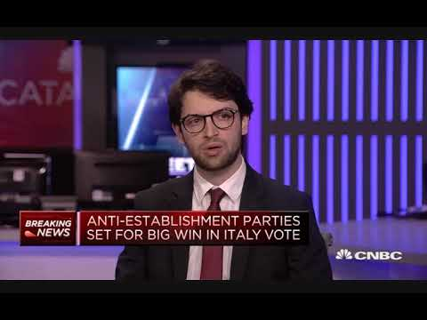 Italian election results are a political earthquake