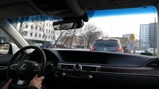 2017 Lexus GS 450h TEST DRIVE [ Pierwsze Wrażenia ][ Jazda Próbna ] Testowa PL