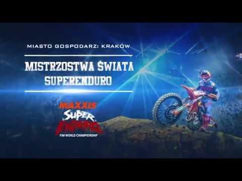 Mistrzostwa Świata FIM SuperEnduro - Kraków 2018