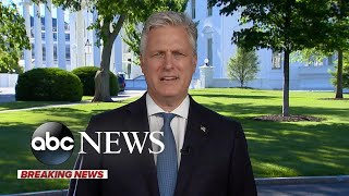 'Our foreign adversaries are going to take advantage of this crisis': Robert O'Brien | ABC News