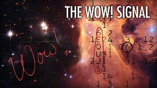 The Wow! Signal with Discoverer Dr. Jerry Ehman