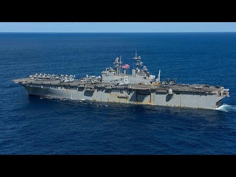 """BREAKING: USS John S McCain Collides With Tanker """"10 Missing 5 Injured"""""""