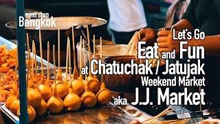 [曼谷#02]JJ Market 洽圖洽週末市集好吃又好逛,特別推薦椰子 ...