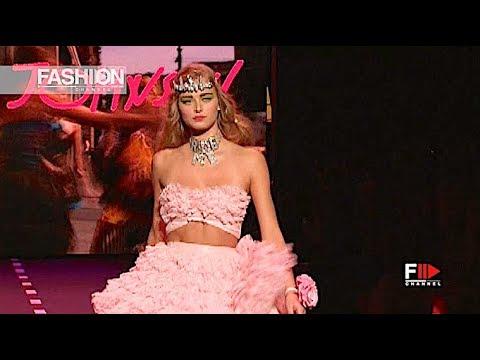 BETSEY JOHNSON Spring Summer 2011 New York - Fashion Channel
