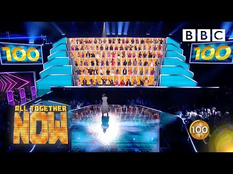 2019 CHAMPION Shellyann ALL songs 💯🏆👏 - BBC All Together Now 🎤