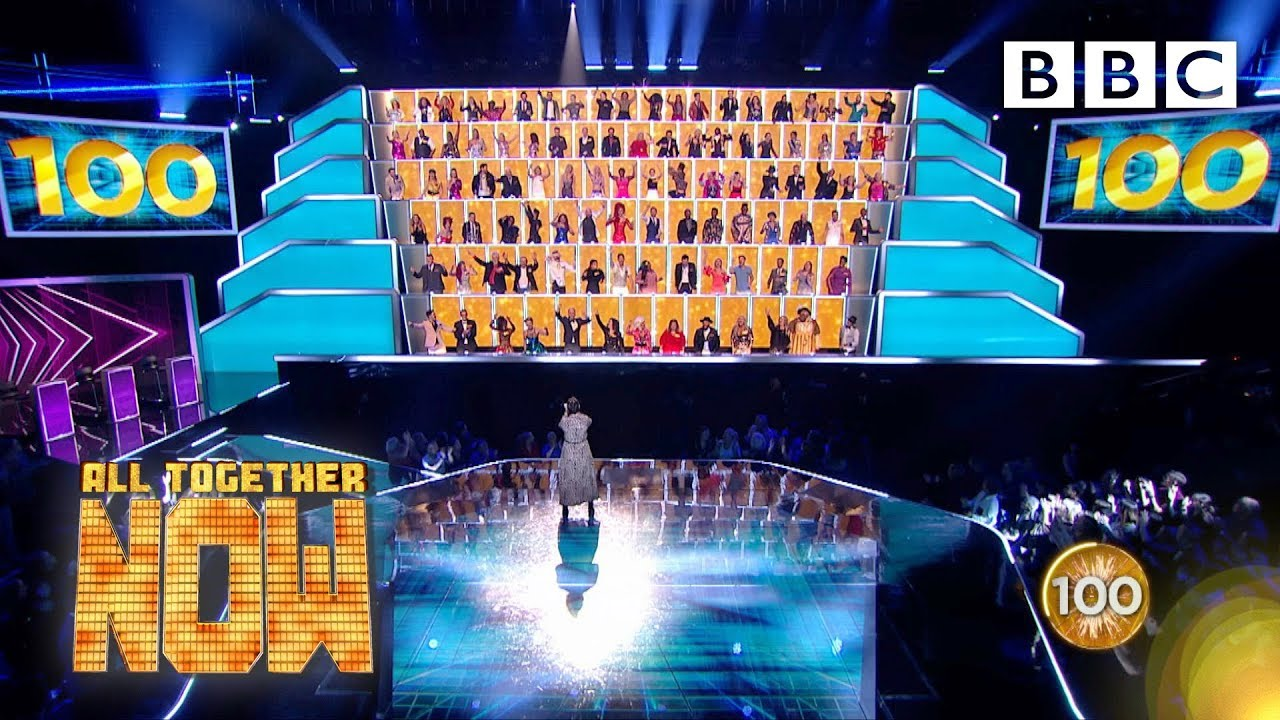 Download 2019 CHAMPION Shellyann ALL songs 💯🏆👏 - BBC All Together Now 🎤