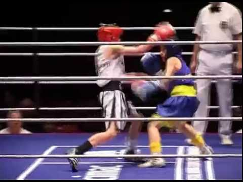 International Boxing England v Germany