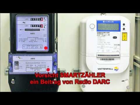 Relativ Die Intelligenz der intelligenten Stromzähler !? - YouTube HY85