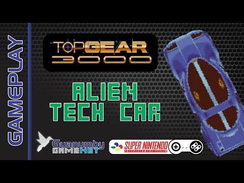 Top Gear 3000 - Alien Tech Car (Carro Alienígena)
