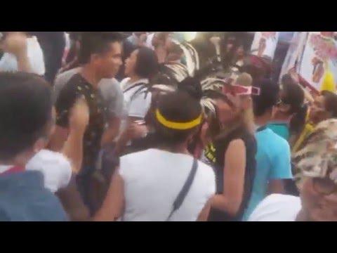 Viva Santo Nino! Ati Atihan festival 2016