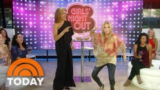 Kathie Lee Gifford Demonstrates Her Go-To Dance Move | TODAY