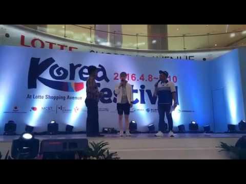 Penerjemah korea dan Mandarin