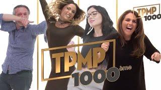 """""""Joyeux anniversaire"""" : les chroniqueurs fêtent la 1000ème de TPMP !"""
