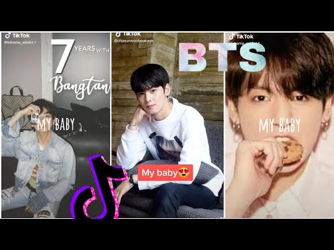 My Baby My Treasure - Tiktok Edits Compilation Ft. BTS, Cha Eun-woo