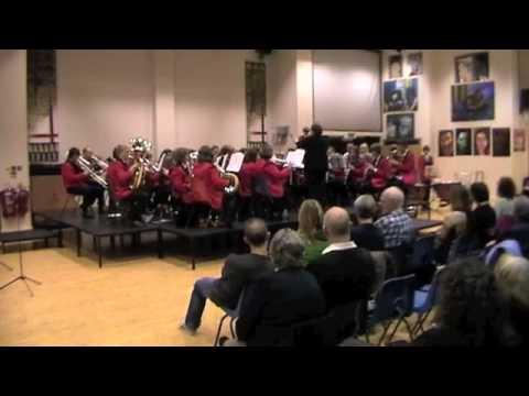 Corsham Windband Association Christmas Concert 2013