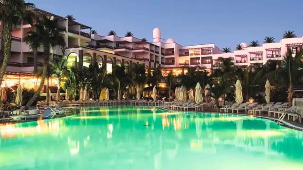 Princess yaiza suite hotel lanzarote youtube for Hotel princesa yaiza