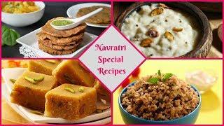 Top 9 Navratri Special Food For Fasting! || Navratri Special Recipes.