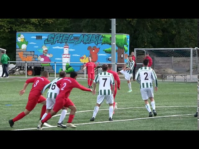 SGK Bad Homburg II - Eintracht Oberursel II - verpasste Chancen vom 11.10.20