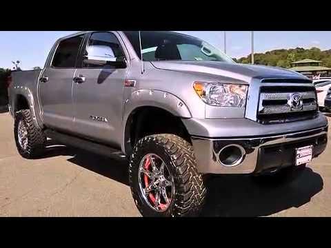 "2010 Toyota Tundra TRD-Offroad Crewmax Custom Lift on 20""s ..."