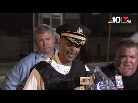 'Astounding' That Officers in Gun Battle Weren't Killed, Philly Commissioner Says