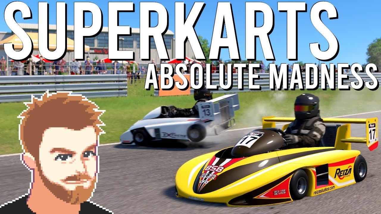 Karting In Automobilista 2 Bring It On