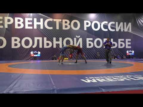 Яковлев Быйаман (Саха) - Монгуш Ай-Белек (Тыва)