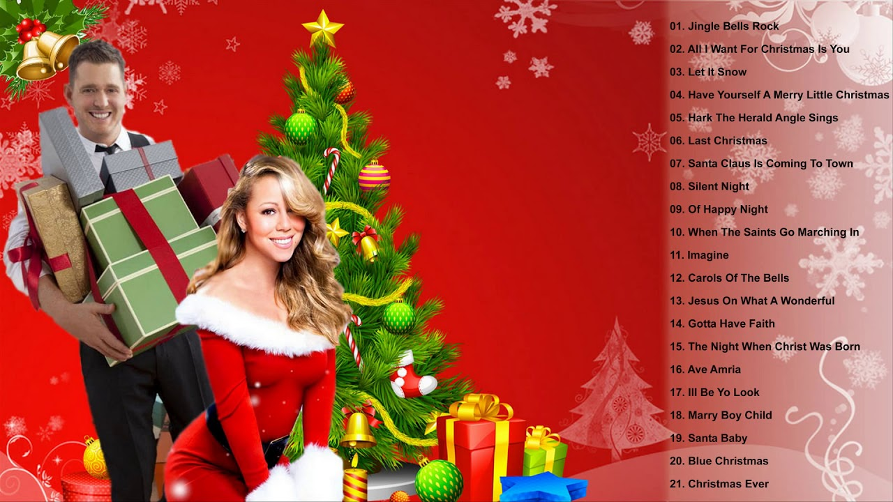 top 30 best christmas songs of all time best christmas songs ever merry christmas 2019
