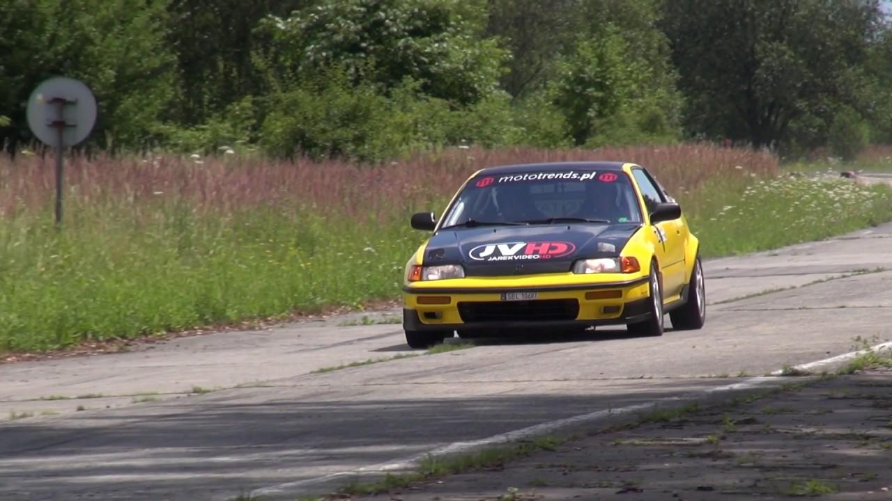 5 Runda SMT 2017 – Dawid Tomala / Tomasz Malczewski – Honda CRX