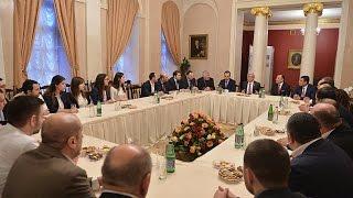 Մոսկվայաբնակ հայ բժիշկները պատրաստ են ներդրում ունենալ Հայաստանի առողջապահության ոլորտում