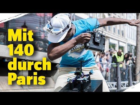 Drone Champions League in Paris: Unser Rückblick | Conrad