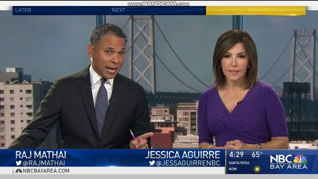 KNTV NBC Bay Area News special open May 27, 2019 4:30pm