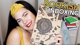 BOOKISH SUBSCRIPTION UNBOXING | Paper Obscura