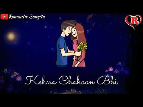 Tumko Paya Hai To Jaise Khoya Hoon | Main Agar Kahoon Whatsapp Status | Romantic Song4u