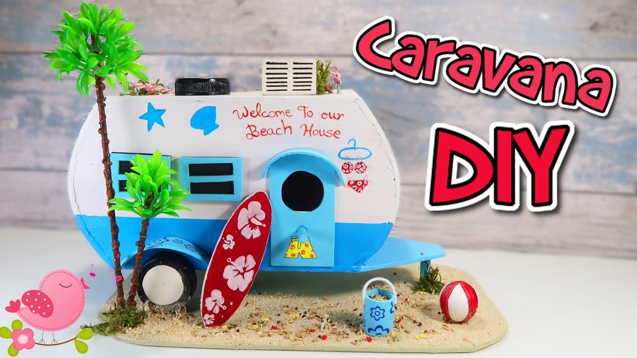 Manualidades juguete casero o casa para p jaros for Juguetes para jardin infantil