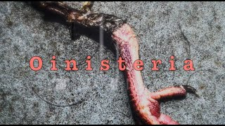 Oinisteria: A Libation, a poem by Dudgrick Bevins