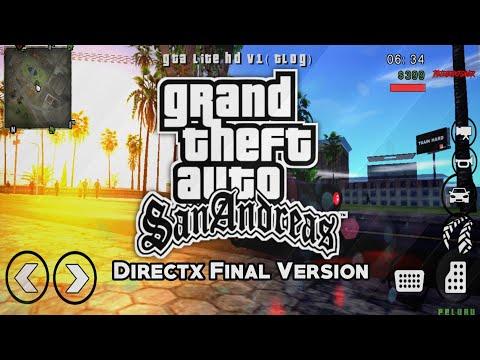 GTA SA Directx 2.0 Final Trailer Android