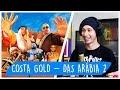 REACT Costa Gold - Dás Arábia Pt. 2 (feat. Haitam) [prod. Nine] (Clipe Oficial)