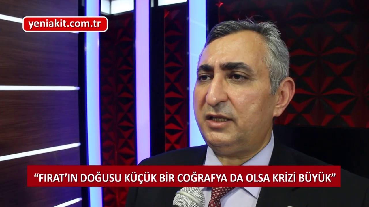 Prof. Mehmet Seyfettin Erol'dan net mesaj: Fırat'ın Doğusu'nda...
