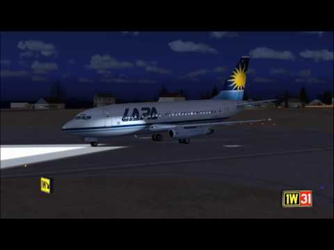 LAPA Flight 3142 (in Buenos Aires) Reconstruction from YouTube · Duration:  5 minutes 29 seconds