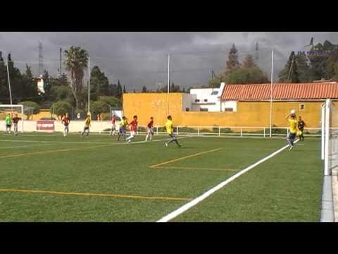 ALSACA2016 C.D. San Roque - Balón de Cádiz C.F. 1er Tiempo Jornada 21 Temporada 2015 - 16