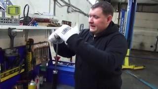 Renault Logan - замена задних амортизаторов / TRIALLI