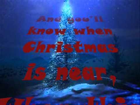Once Upon A Christmas Song (w/ lyrics)