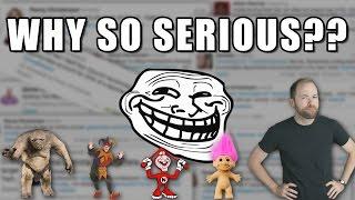 Repeat youtube video When Is A Troll No Longer A Troll?
