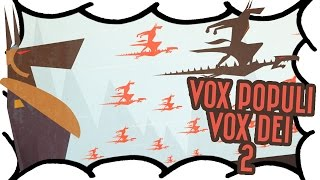 Vox Populi Vox Dei 2 - 60fps Gameplay & Review - A Sheepish Look At