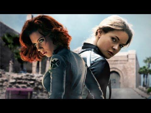 Marvel Studios Black Widow Movie Trailer Scarlett